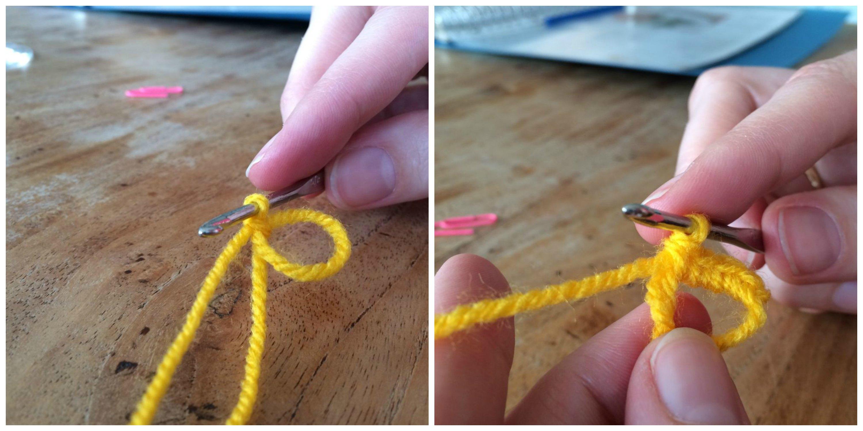 Tulp Haken Magic Ring Gewoon Iets Met Loes