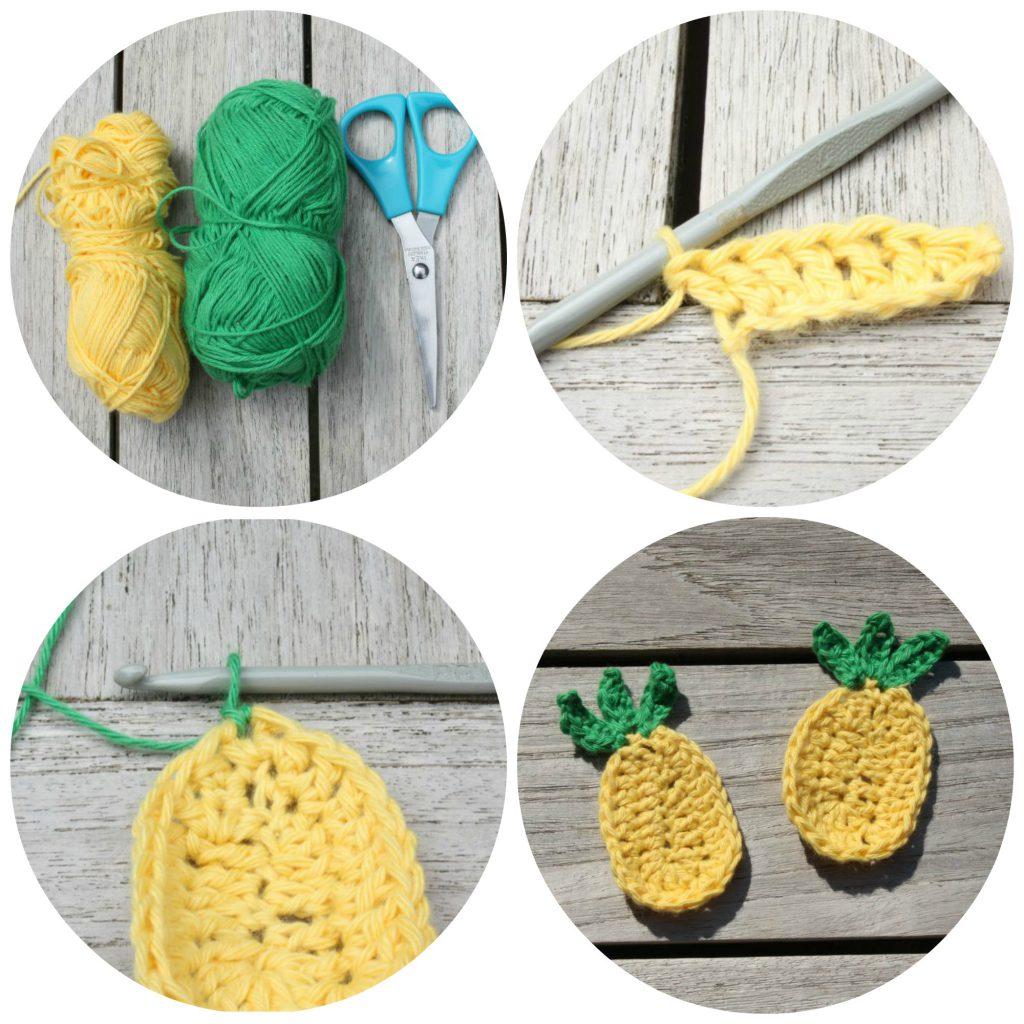ananas haken tutorial