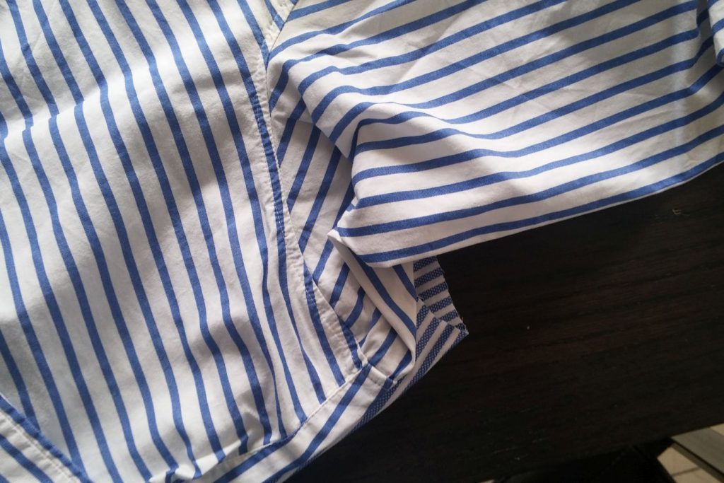 restyle men's shirt DIY (12)
