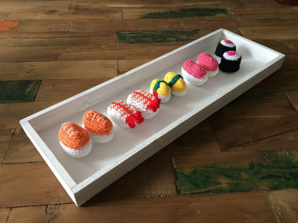 sushi plateau 3