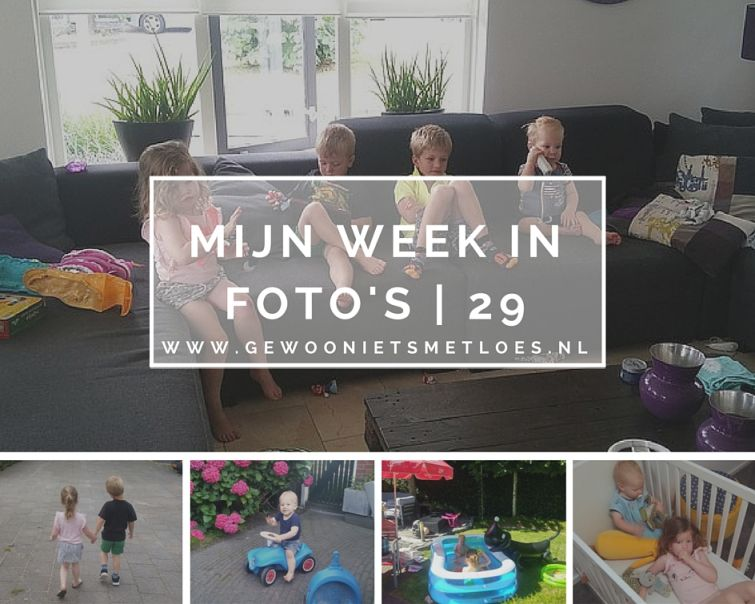Mijn week in foto's | 29