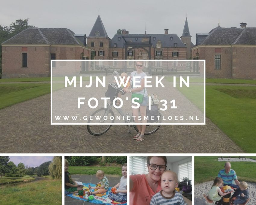 Mijn week in foto's | 31