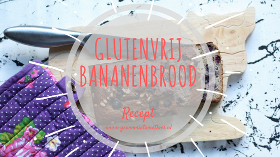 glutenvrij-bananenbrood