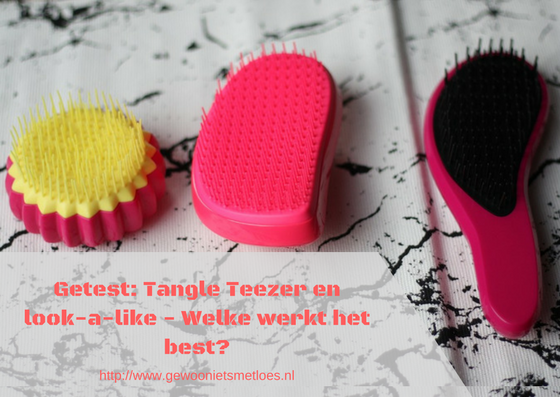 tangle teezer en look a like