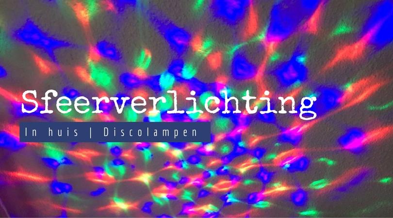 sfeerverlichting discolampen