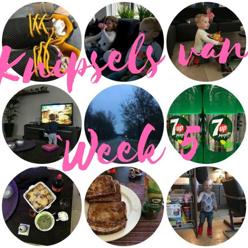 knipsels van week 5