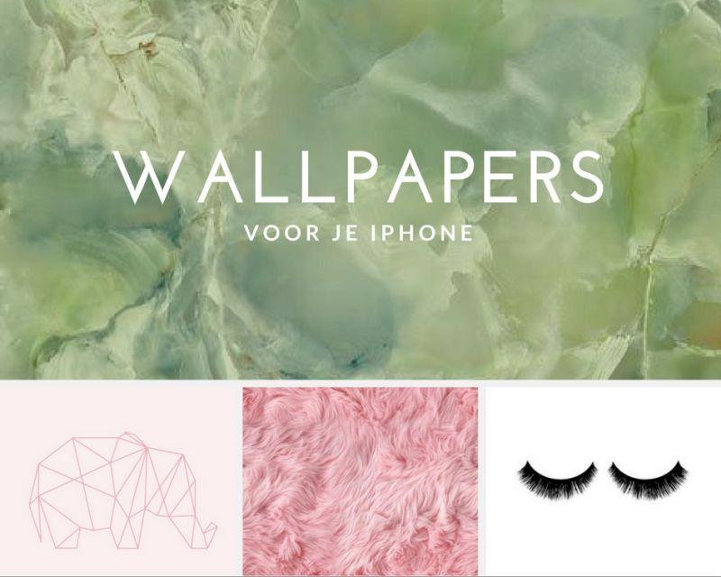 wallpapers voor je iphone