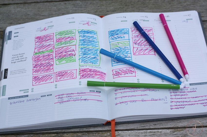 De Purpuz Planner Meer dan een agenda (4)