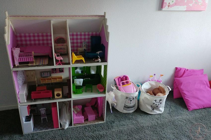 slaapkamer make-over voor Lize (3)-