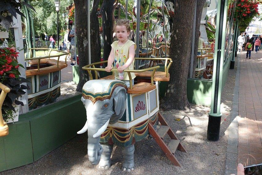 Tivoli Kopenhagen met kinderen (2)-