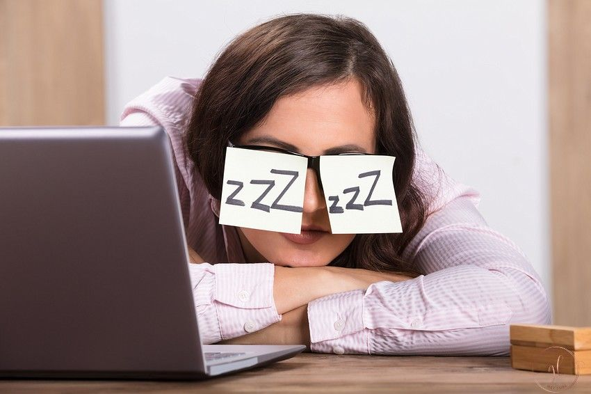 slecht geslapen zo kom je de dag wel door (2)-