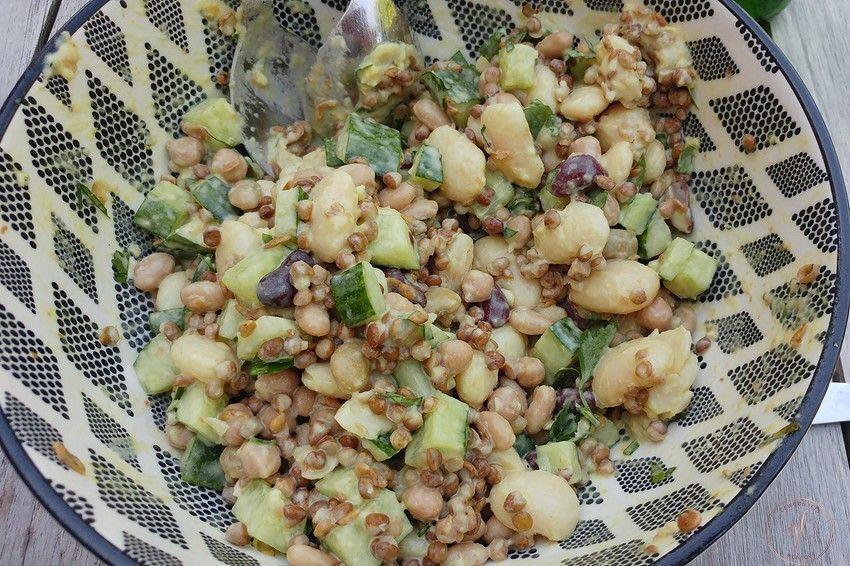 recept voor warm weer linzen-bonensalade (1)-