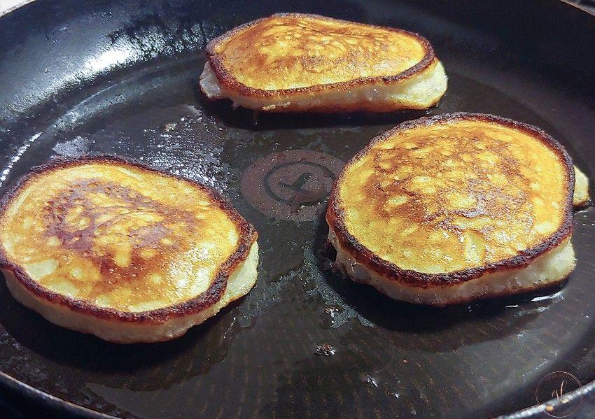 bananenpancakes recept