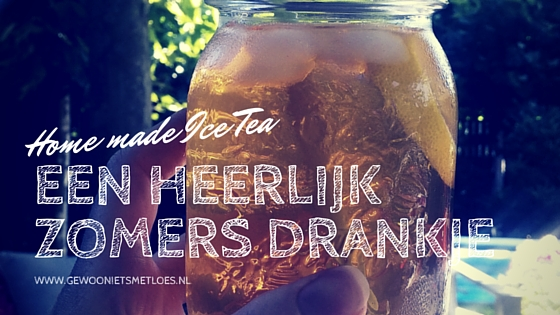 [:nl]Home made Ice Tea van Dille en Kamille | Shoppen[:en]Home made icetea van Dille en Kamille | Shoppen[:]