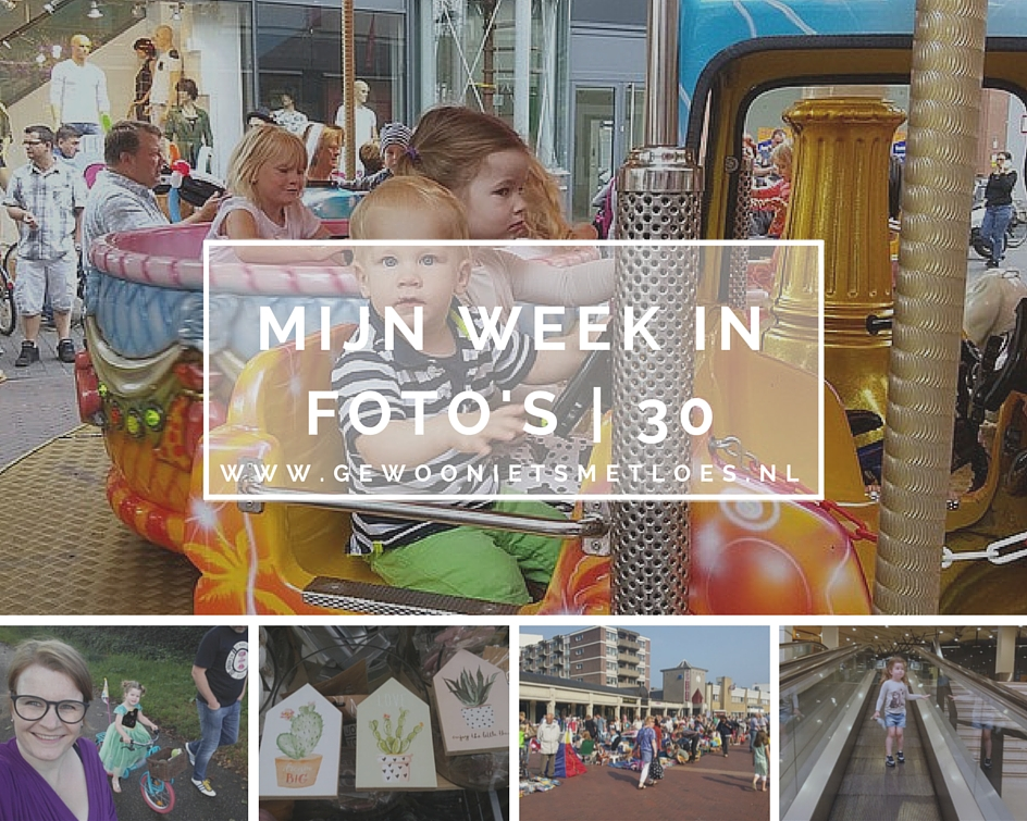Mijn week in foto's | 30